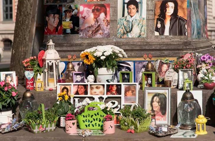 entierro Michael Jackson